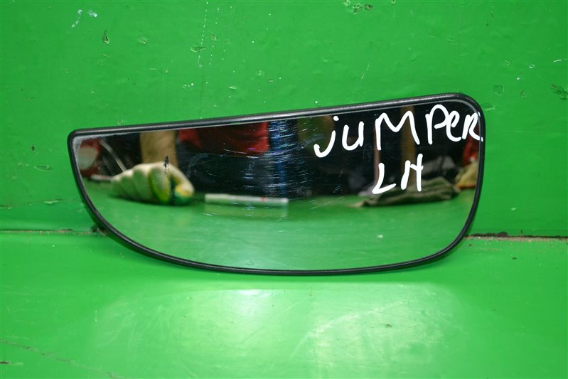 Зеркальный элемент Citroen Jumper 2007 левый (б/у)