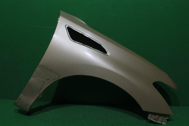 Крыло Nissan Patrol Y62 2010 переднее правое (б/у)