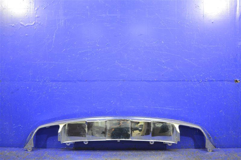 Юбка бампера Mercedes Glk X204 2012 задняя (б/у)