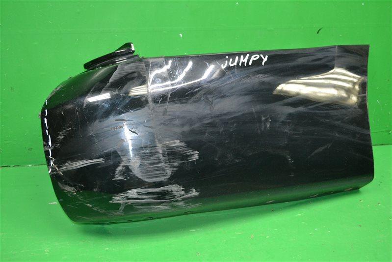 Накладка бампера Citroen Jumpy 3 2016 задняя левая (б/у)