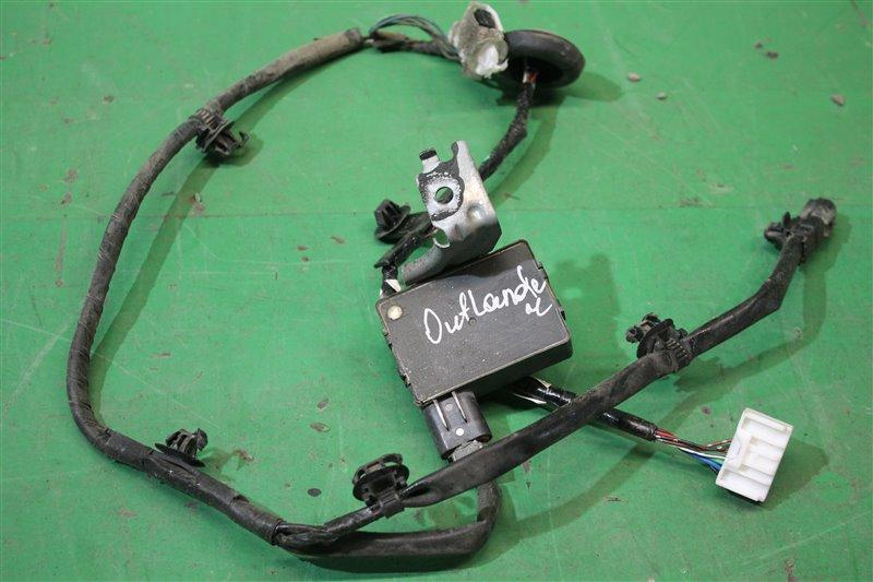 Блок управления бесключевого доступа Mitsubishi Outlander 3 2012 (б/у)