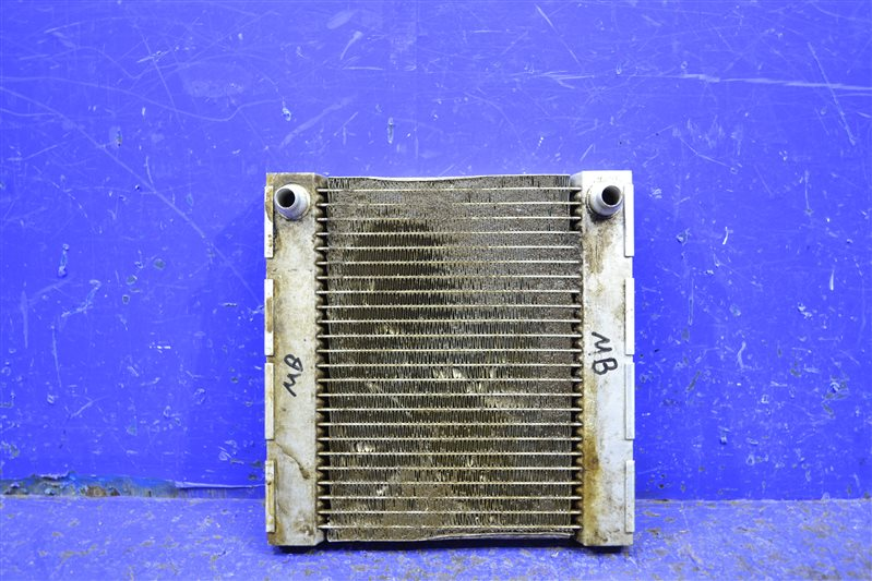Радиатор дополнительный amg Mercedes S W222 (б/у)