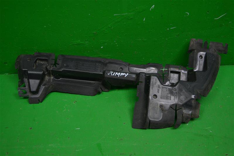 Дефлектор лобового стекла Citroen Jumpy 2 2007 (б/у)