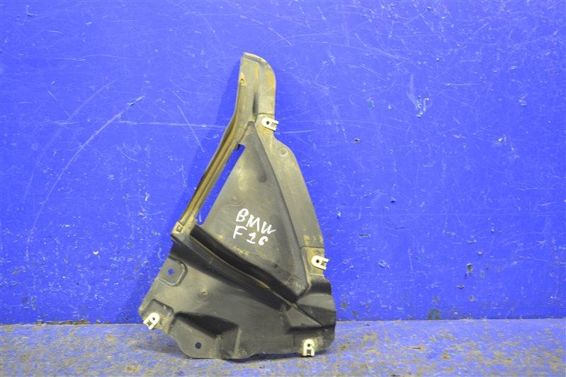 Защита бампера m-paket Bmw X6 F16 2014 передняя правая (б/у)