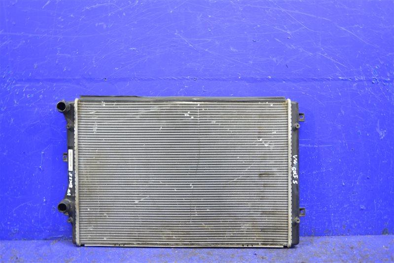 Радиатор охлаждения Volkswagen 5K0121251Aa (б/у)
