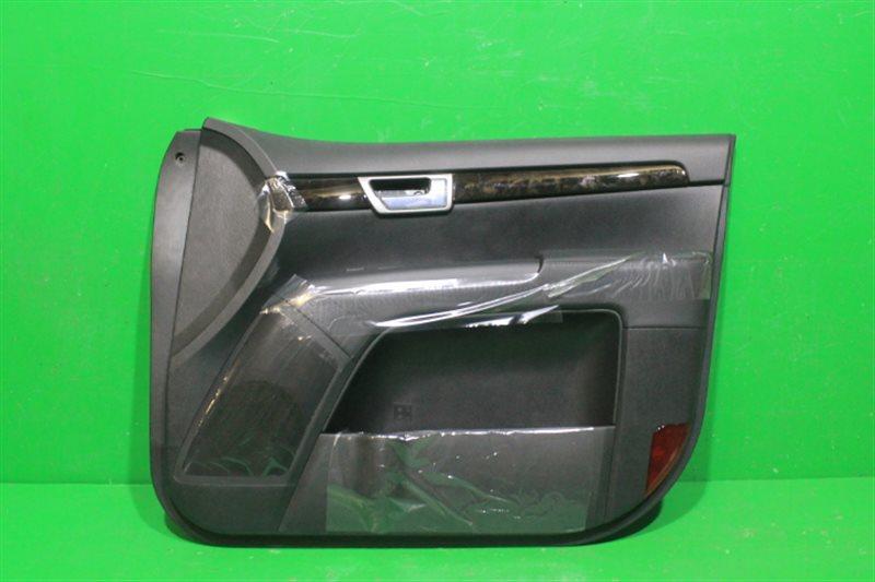 Обшивка двери Kia Mohave 2008 передняя правая (б/у)