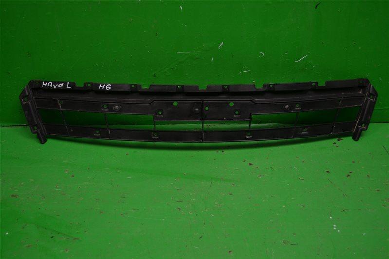Решетка бампера Haval H6 2014 передняя нижняя (б/у)