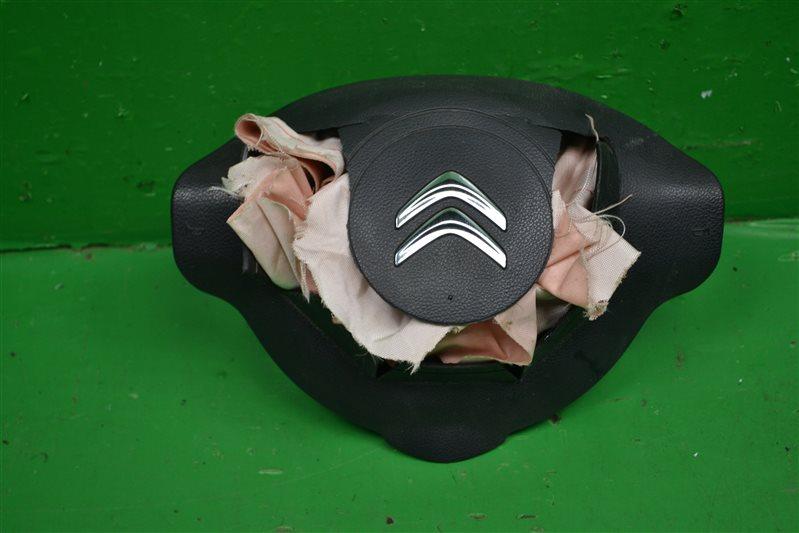 Подушка безопасности руля Citroen Berlingo 2 2008 (б/у)