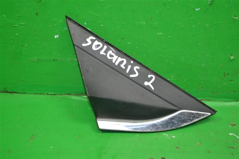 Уголок Hyundai Solaris 2 2017 правый (б/у)