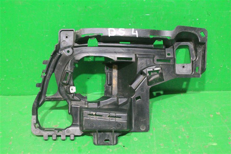 Кронштейн фары Citroen Ds4 2011 правый (б/у)
