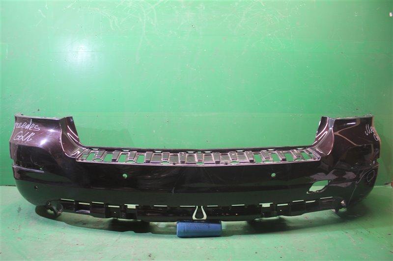 Бампер Mercedes Glk-Klasse X204 РЕСТАЙЛИНГ 2012 задний (б/у)