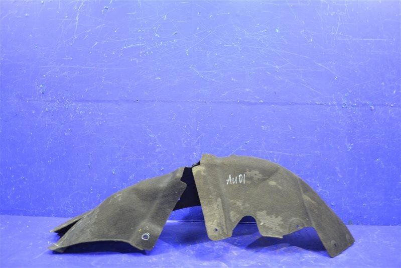 Подкрылок Audi A1 8X 2010 задний левый (б/у)