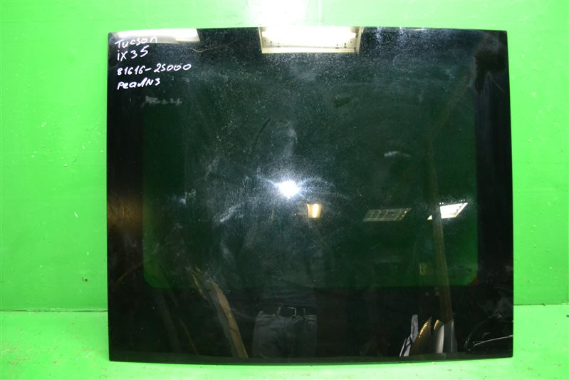 Стекло задняя Hyundai Ix35 2010 (б/у)