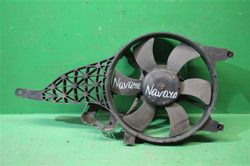 Диффузор вентилятора Nissan Navara D40 2004 (б/у)