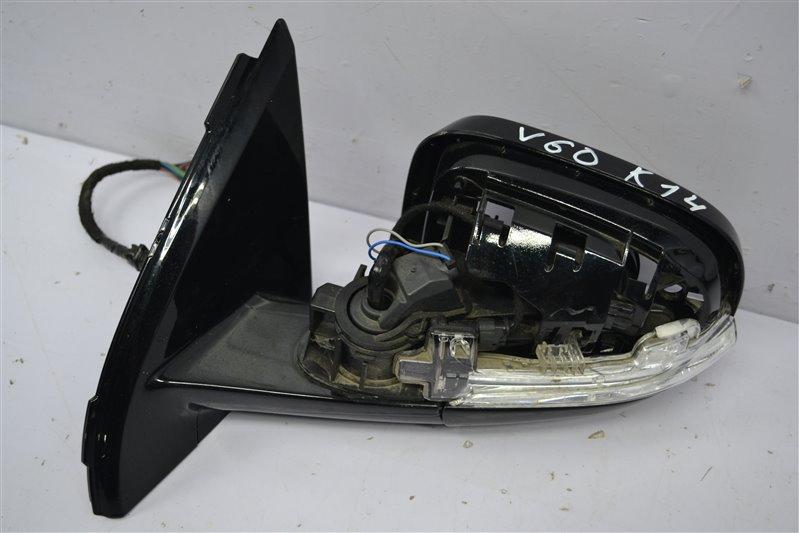 Зеркало Volvo V60 S60 1 2015 левое (б/у)