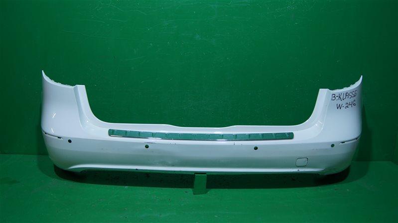 Бампер Mercedes B W246 2011 задний (б/у)