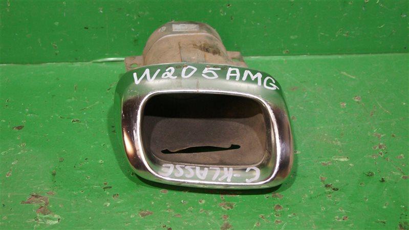 Насадка глушителя amg Mercedes Gla X156 2031 правая (б/у)