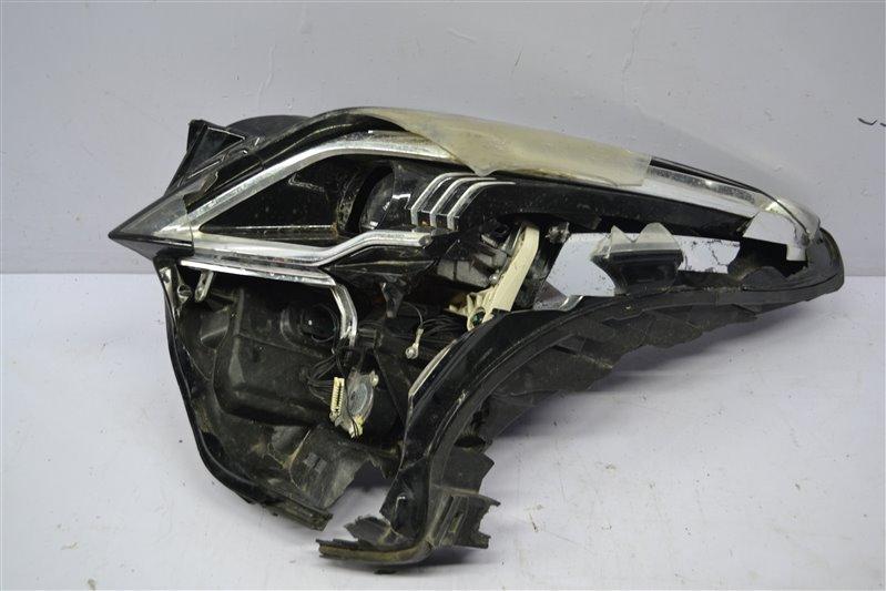 Фара Cadillac Xt5 1 2016 передняя левая (б/у)