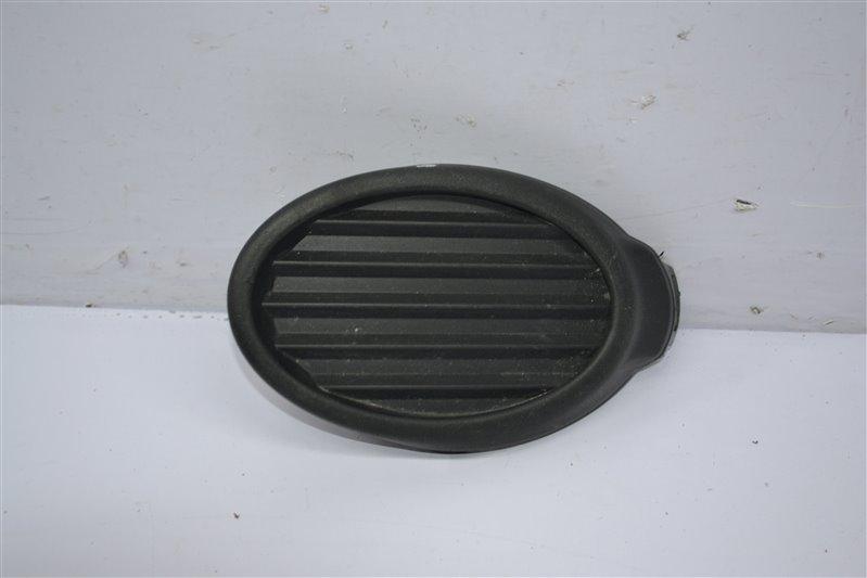 Заглушка птф Ford Focus 3 2011 передняя левая (б/у)