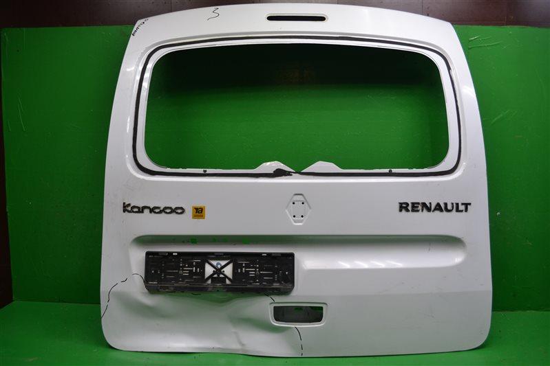 Дверь багажника Renault Kangoo 2 2008 (б/у)