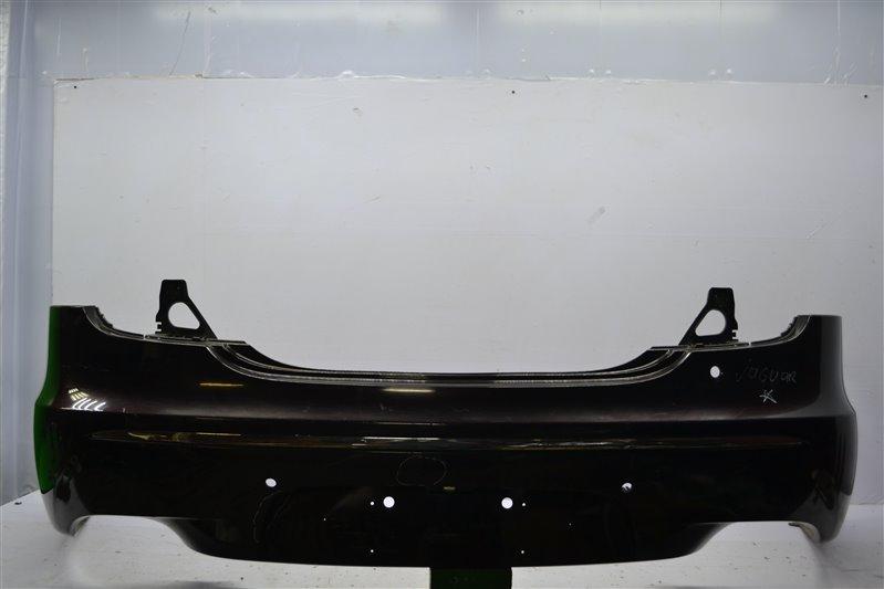 Бампер Jaguar Xj 4 2009 задний (б/у)