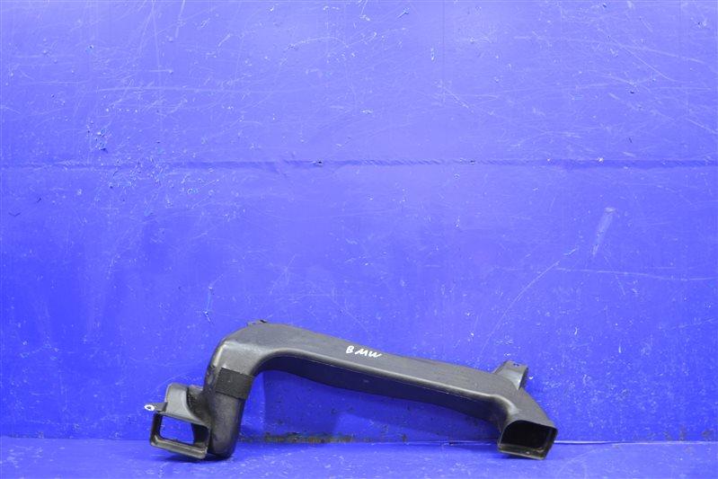 Клапан холодного воздуха торпедо Bmw X5 E70 2006 правый (б/у)