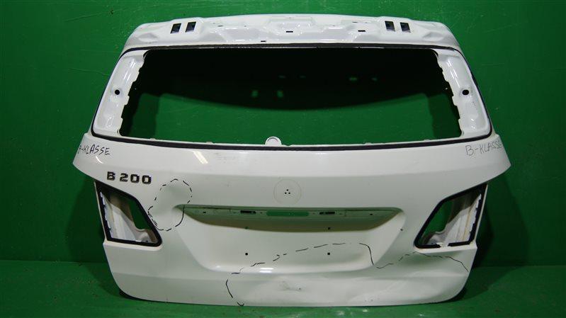 Дверь багажника Mercedes B W246 2011 (б/у)