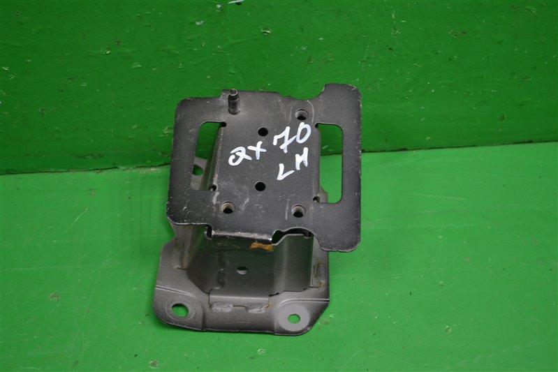 Кронштейн усилителя бампера Infiniti Qx70 2008 задний левый (б/у)