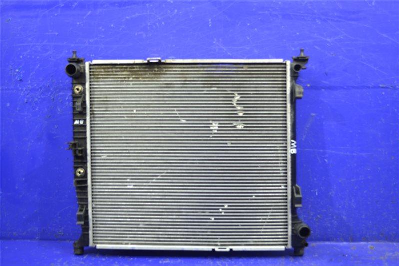 Радиатор охлаждения Mercedes Ml Gl W166 X166 (б/у)