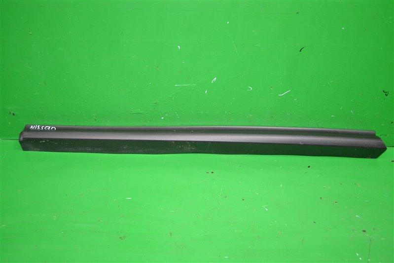 Накладка двери Infiniti Qx56 2004 передняя левая (б/у)