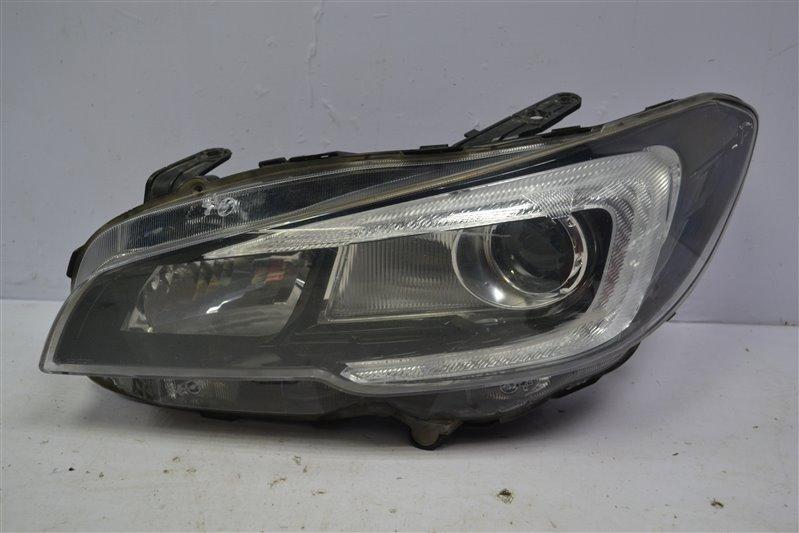 Фара Subaru Levorg 1 2014 левая (б/у)