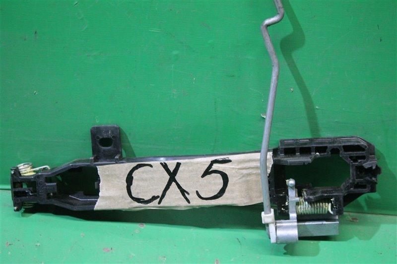 Кронштейн ручки двери Mazda Cx-5 Cx5 2011 передний левый (б/у)