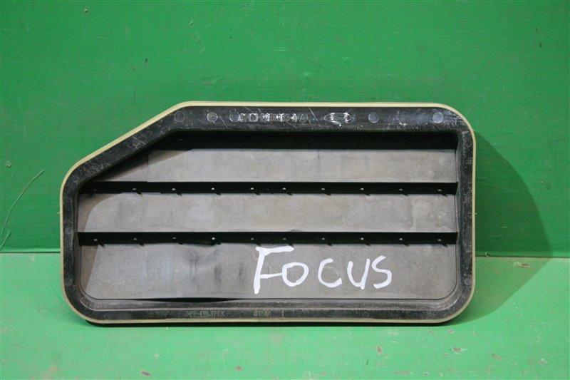 Решетка вентиляционная Ford Focus 3 2011 задняя левая (б/у)