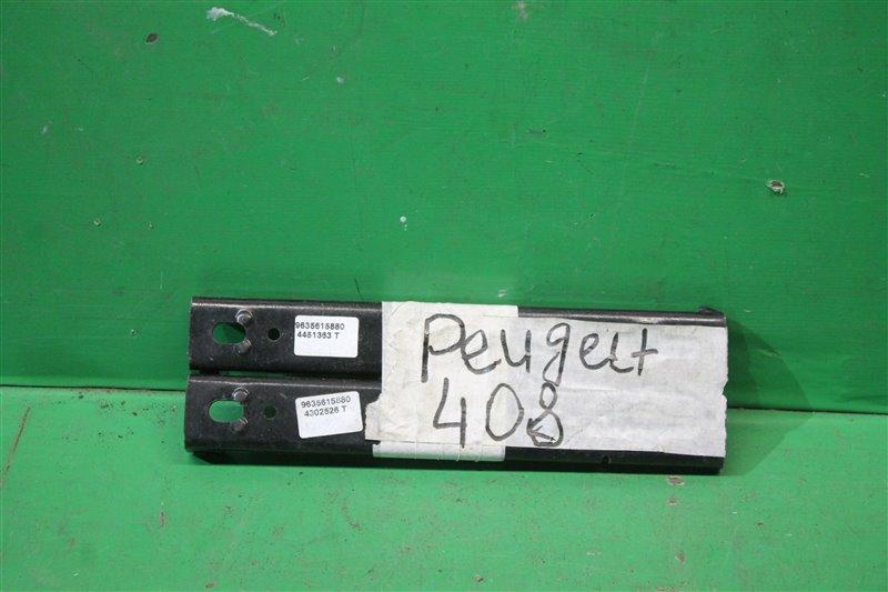 Механизм регулировки ремня безопасности Peugeot 408 2012 (б/у)