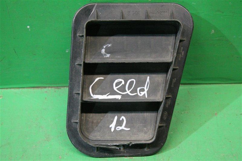 Решетка вентиляционная Kia Cerato 2 2009 правая (б/у)
