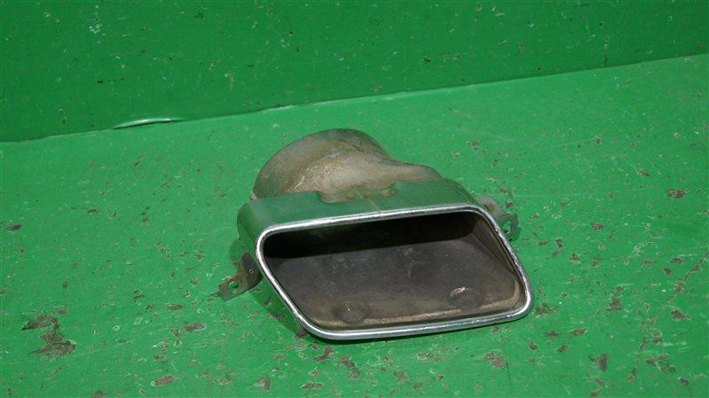 Насадка глушителя Mercedes Glk-Klasse X204 2008 правая (б/у)