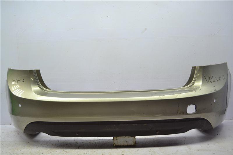 Бампер Volvo S60 2010 задний (б/у)