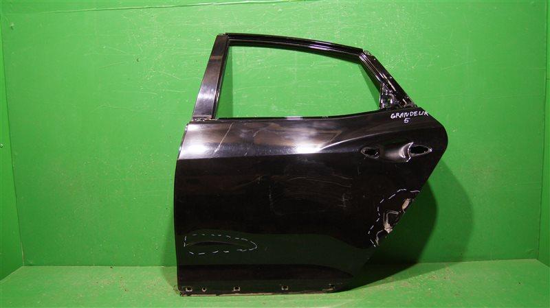 Дверь Hyundai Grandeur 5 2011 задняя левая (б/у)