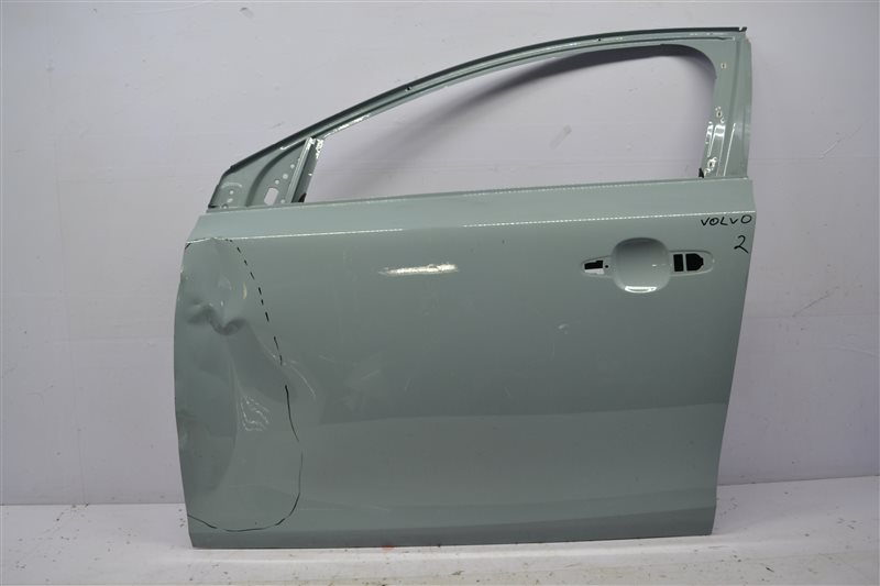 Дверь Volvo V40 2012 передняя левая (б/у)