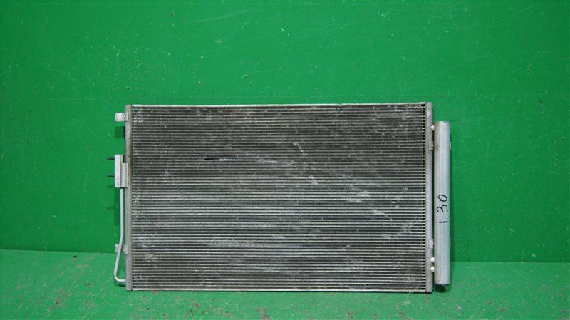 Радиатор кондиционера Hyundai I30 2007 (б/у)