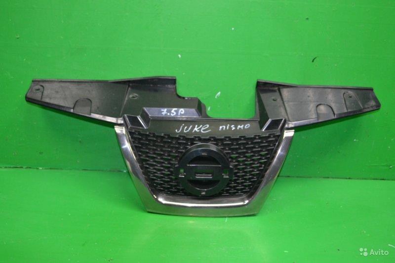 Решетка радиатора Nissan Juke Nismo YF15 2013 (б/у)
