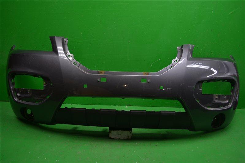 Бампер Lifan X60 3 2011 передний (б/у)
