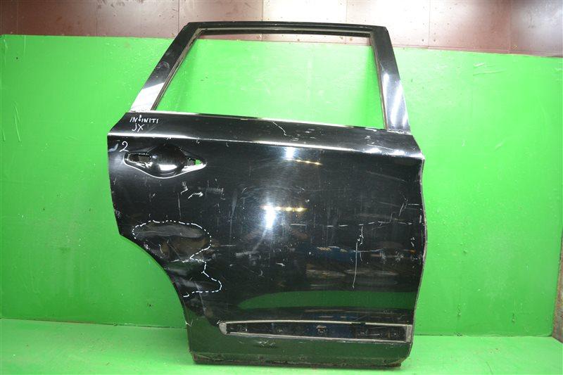 Дверь Infiniti Jx Qx60 2012 задняя правая (б/у)