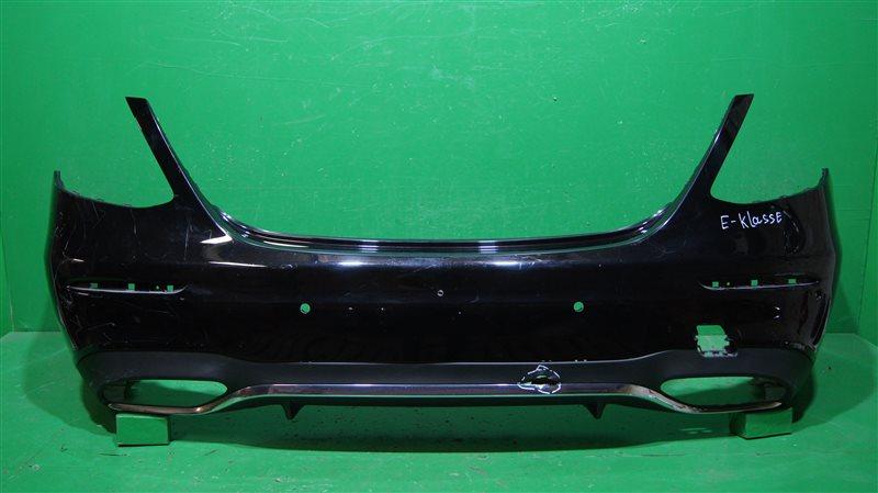 Бампер Mercedes E-Klasse W213 2016 задний (б/у)