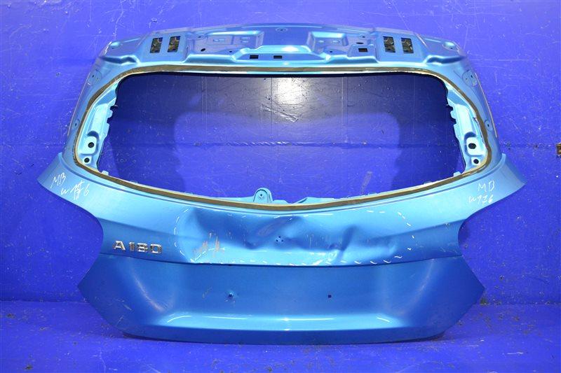 Дверь багажника Mercedes А W176 2012 – 2018 (б/у)