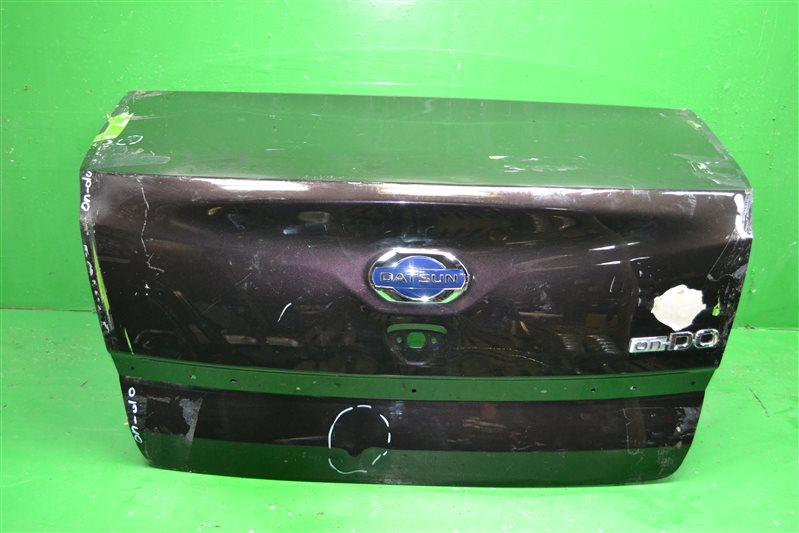 Крышка багажника Datsun On-Do 2014 (б/у)