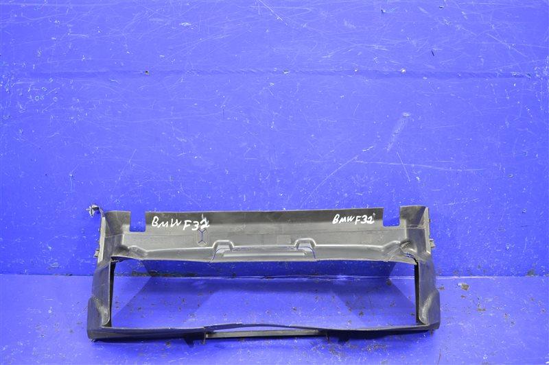 Воздуховод радиатора Bmw 4 F32 F33 F36 2013 (б/у)