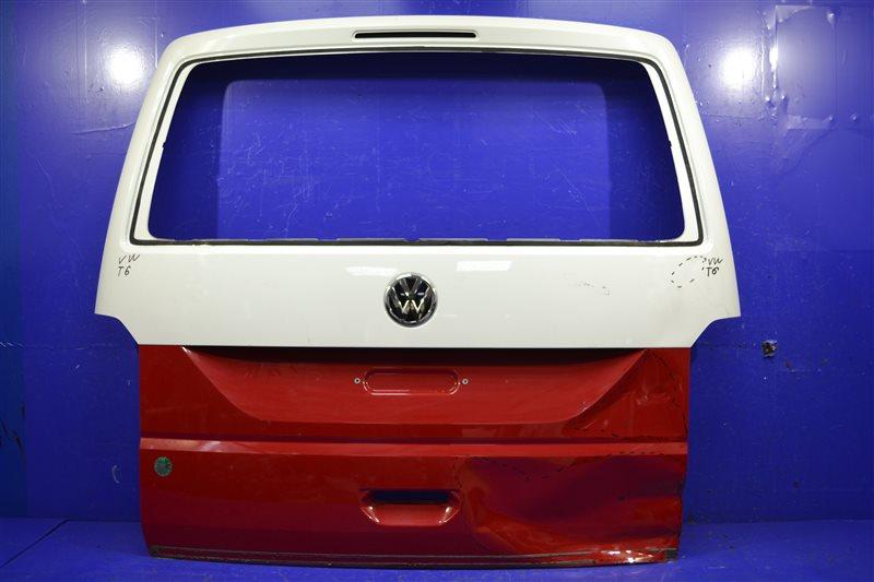 Дверь багажника Volkswagen Caravelle 2015 (б/у)