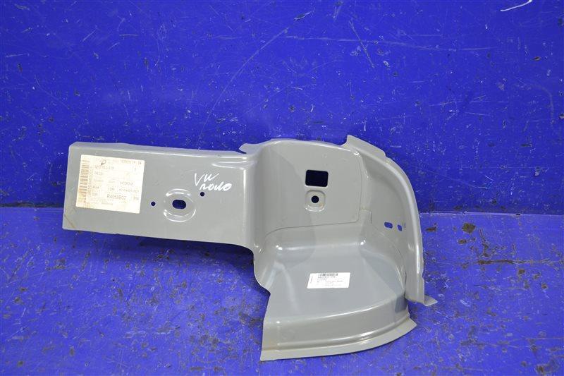 Суппорт фонаря Volkswagen Polo 5 SEDAN 2010 задний левый (б/у)