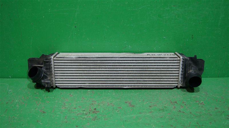 Радиатор интеркулера Bmw X1 F48 2015 (б/у)
